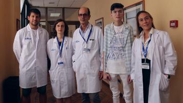 Liver transplant to treat MNGIE disease