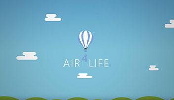 Aplicació mòbil per a pacients amb afectació respiratòria crònica.