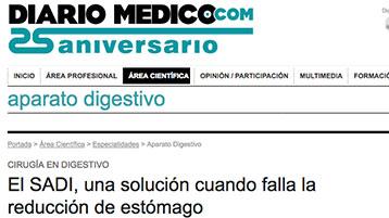 Reportatge sobre la cirurgia robòtica per als pacients amb obesitat mòrbida