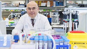 Dr. Josep Tabernero, director del Vall d'Hebron Institut d'Oncologia (VHIO)