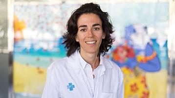 Patricia Pozo, neuròloga de l'Hospital Vall d'Hebron.