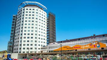 Hospital MaternoInfantil Vall d'Hebron a Barcleona