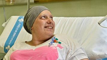 T'expliquem la història de la Marta, a qui van tractar de càncer de mama tot i la seva al·lèrgia a la quimioteràpia.