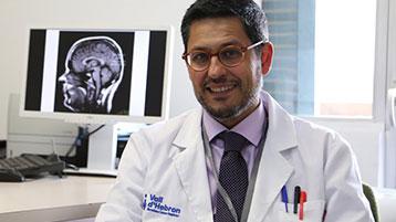 Dr. Ramos-Quiroga, Cap de Psiquiatria a Vall d'Hebron.