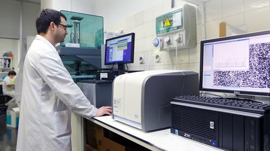 Bioquimica a Vall d'Hebron