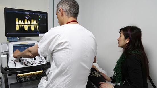 Cardiologia pediatrica a Vall d'Hebron