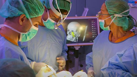 Cirurgia Oral i Maxil·lofacial a Vall d'Hebron