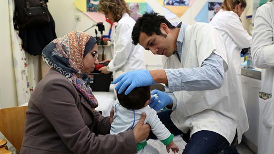 Cirurgia maxil·lofacial pediàtrica a Vall d'Hebron