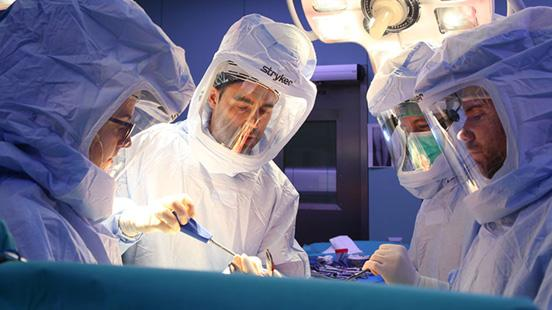 Cirurgia ortopèdica i traumatologia a Vall d'Hebron