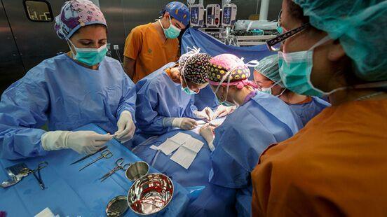 Cirurgia Pediàtrica a Vall d'Hebron