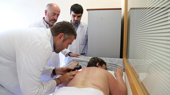 Dermatologia a Vall d'Hebron