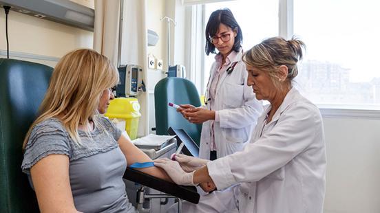 Servei d'Endocrinologia  a Vall d'Hebron