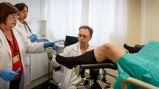 Ginecologia Oncològica i Patologia del Tracte Genital Inferior a Vall d'Hebron