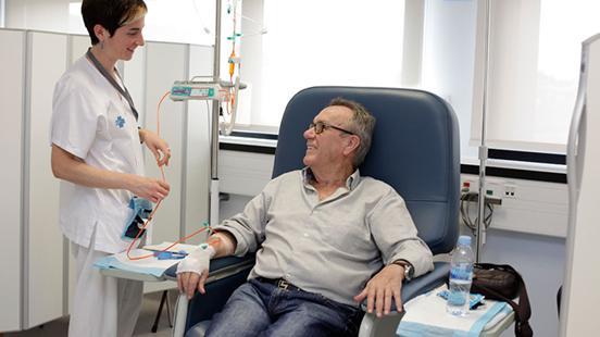 Hematología a Vall d'Hebron