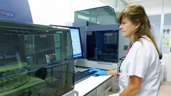 Immunologia a Vall d'Hebron
