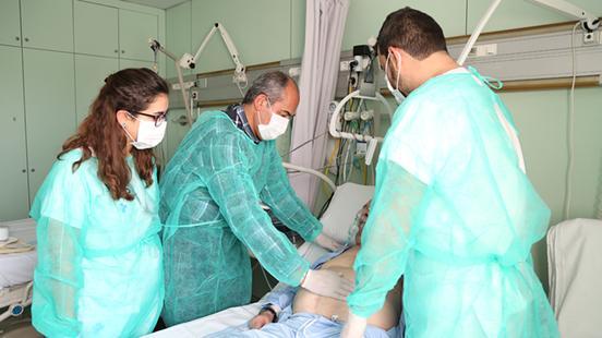 Malalties infeccioses a Vall d'Hebron