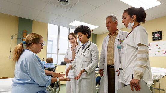 Medicina Física i Rehabilitació a Vall d'Hebron