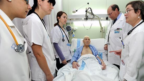 Medicina interna a Vall d'Hebron