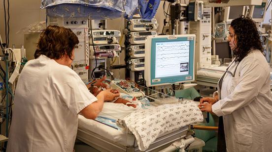 Neurofisiologia clínica a Vall d'Hebron