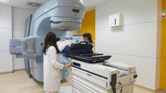 Oncologia Radioteràpica a Vall d'Hebron