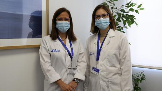 Dra. Anna Suy, Dra. Nerea Maiz
