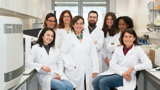 Grup de genòmica del càncer a Vall d'Hebron