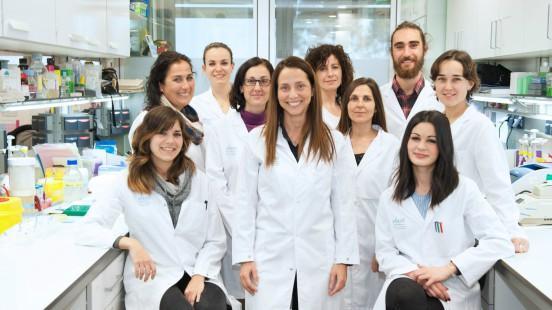 Grup de terapèutica experimental a Vall d'Hebron