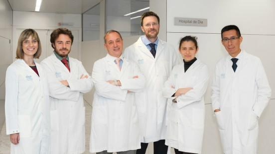 Grup de tumors genitourinaris del SNC i sarcoma a Vall d'Hebron