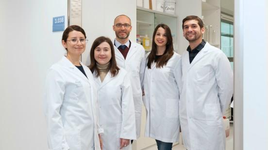 Grup d'oncology data science a Vall d'Hebron