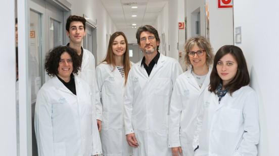 Grup d'oncogenètica a Vall d'Hebron