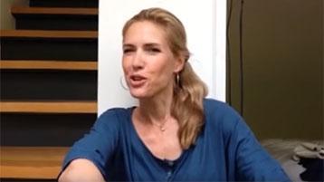 Judit Mascó és Amic Vall d'Hebron