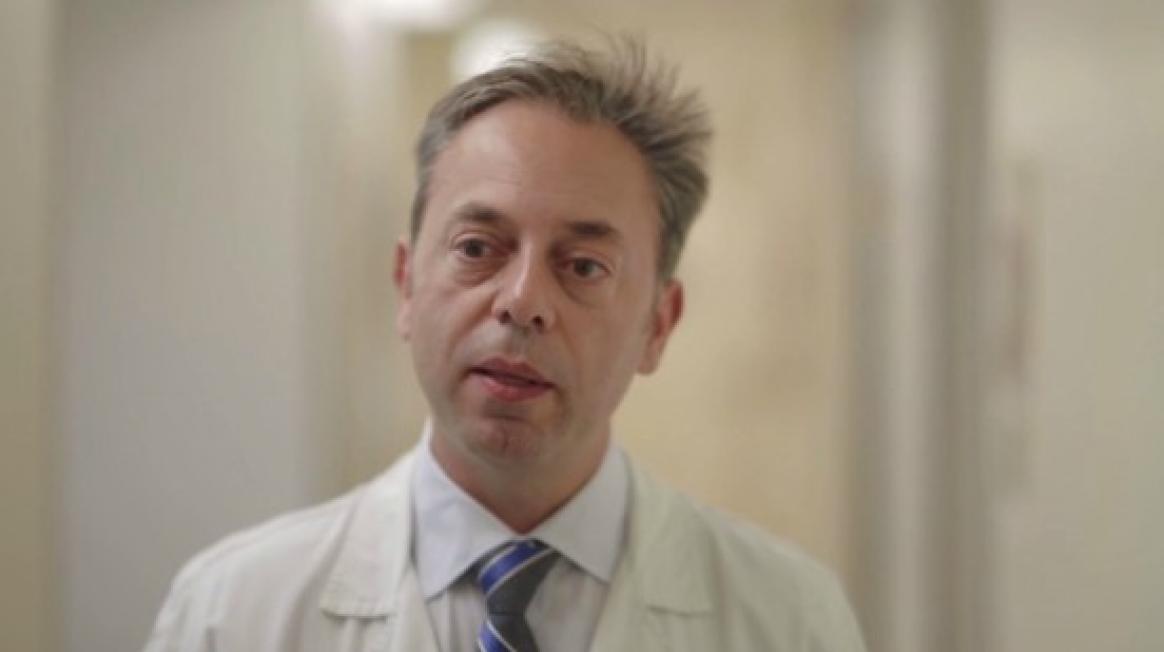 Antonio Gil, cap del Servei de Ginecologia i Obstetrícia a Vall d'Hebron