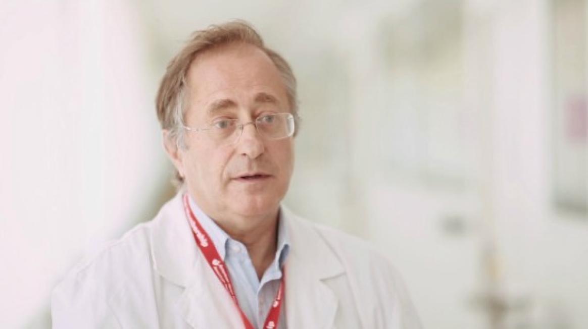David García-Dorado, cap del Servei de Cardiologia a Vall d'Hebron