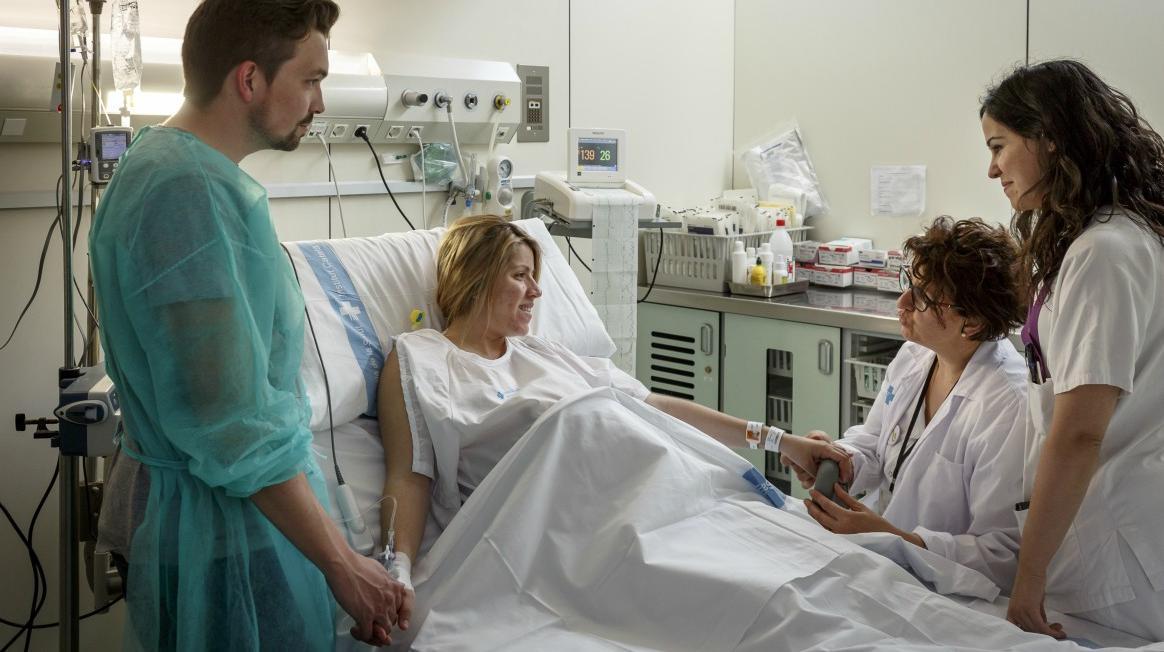 Hospital Maternoinfantil a Vall d'Hebron