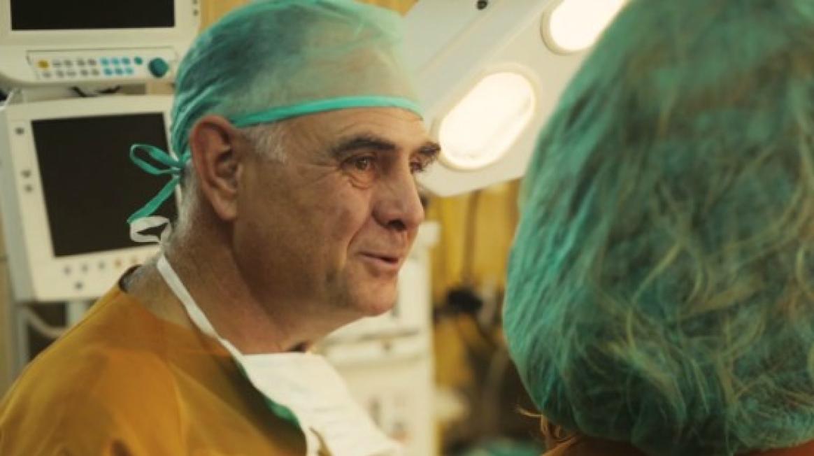 Manel Armengol, cap del Servei de Cirurgia General i Digestiva a Vall d'Hebron