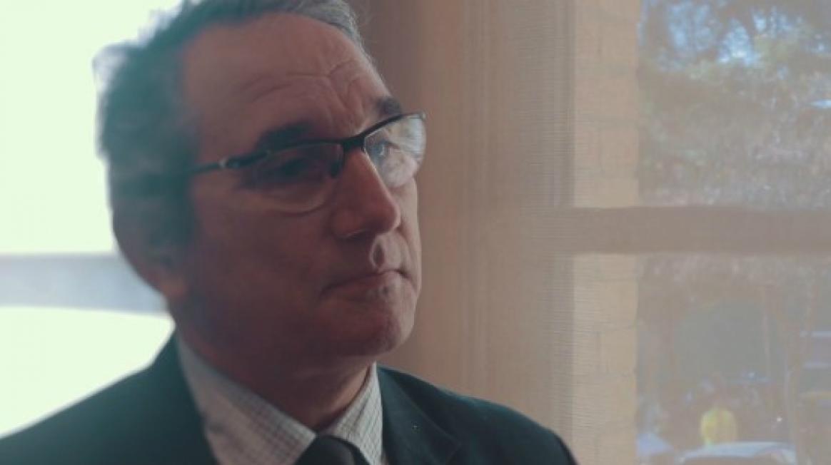 Vicenç Martínez, gerent de l'Hospital Universitari Vall d'Hebron