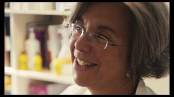 Elena Carreras, cap del Servei d'Obstetrícia i Ginecologia a Vall d'Hebron