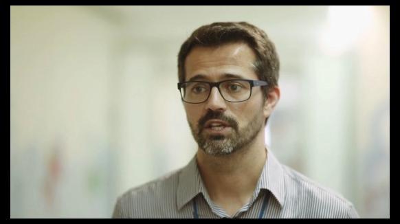 Ferran Rosés, cap clínic de Cardiologia Pediàtrica a Vall d'Hebron