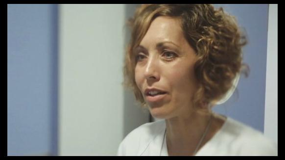 Mª Àngels Barba, cap d'Infermeria a Vall d'Hebron