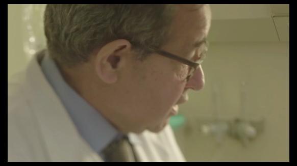 Josep Sánchez de Toledo, cap del Servei d'Oncologia i Hematologia Pediàtriques a Vall d'Hebron