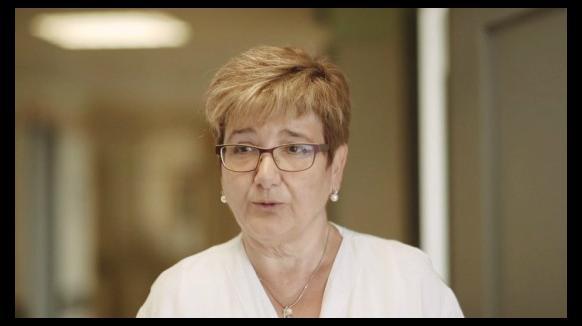 Teresa Pont, Coordinadora de Trasplantaments a Vall d'Hebron