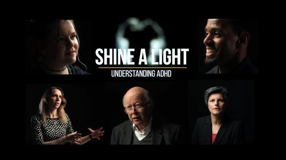 Embedded thumbnail for ADHD Awareness Month 2018 - Shine a light on ADHD