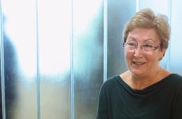 Ana Alcántara, exrelacions públiques a Vall d'Hebron