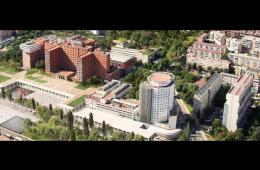 Embedded thumbnail for New research building and Campus transformation