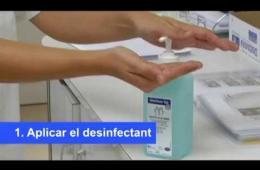 Embedded thumbnail for Hand hygiene