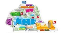 Accés mapa interactiu del Vall d'Hebron Barcelona Hospital Campus