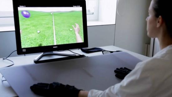 Rehabilitació virtual per tractar l'ictus a Vall d'Hebron