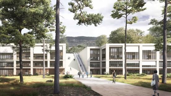 Projecte de transformació del Campus a Vall d'Hebron
