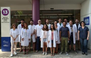 VHIR, patent, recerca, malaltia minoritària