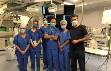 Angiografia We-Trust